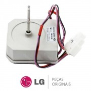 Motor do Ventilador Interno EAU61644102 Refrigerador LG GR-S507GSM, GR-S507GSM1, GR-S637GSM