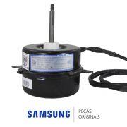 Motor do Ventilador Y5S613C012 220-240V 750RPM da Condensadora Ar Condicionado Samsung ASV09PSBU