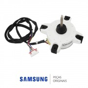 Motor RD370-25-8 370V 710RPM do Ventilador da Condensadora Ar Condicionado Samsung AQV09NSB AQV09VBE