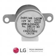 Motor Step / Swing da Aleta 24BYJ48 12V 4681A20042E / 4681A20042G Ar Condicionado LG ARNU18GS8V2