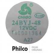 Motor Step Swing / Motor de Passo da Aleta Ar Condicionado Philco PAC24000FM6 PAC24000QFM6