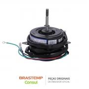Motor Ventilador 220V Evaporadora W10275385 Ar Condicionado Brastemp Consul BBG09, CBG09, CBY07
