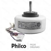 Motor Ventilador 230V 0.33A 15W YKFG-15-4-90L Evaporadora Ar Condicionado Philco PAC9000TFM9