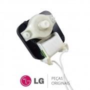 Motor Ventilador Interno do Freezer 127V 7,5W Refrigerador LG GR-B507GSQ, GR-B631GLQ, GR-S637GSP