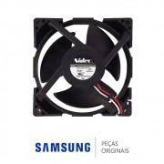 Motor Ventilador Interno do Freezer U92C12MS1B3-52 / DA31-00338A Refrigerador Samsung RT38K5430SL