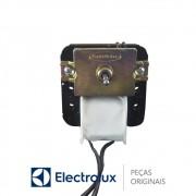 Motor Ventilador, Sensor e Soquete Lâmpada 127V 70201413 Geladeira Electrolux DF80 DF80X DFI80 DI80X