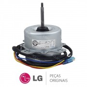 Motor Ventilador YDK25-6A-13 220V Condensadora 4681A23012G Ar Condicionado LG TSUC1825, TSUH122H4