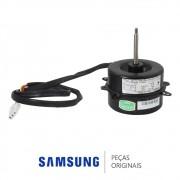 Motor YDK95-30-6SX08 208-230V 850RPM do Ventilador da Condensadora Ar Condicionado Samsung AQ12ESBT