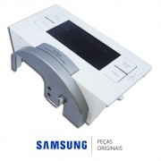 Painel de Função Completo da Porta do Freezer Refrigerador Samsung RS21HDUSW1/XAZ, RS21HDUSW2/XAZ
