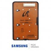 Painel de Função da Porta para Refrigerador Samsung RR82WEPN1/XAZ, RR82WERS1/XAZ, RR92WEPN1/XAZ