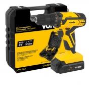 Parafusadeira / Furadeira a Bateria 12V Automática Vonder PFV 012