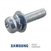 Parafuso do Dissipador de Calor DB91-00933A Ar Condicionado Samsung AR18JSSPSGM AR24KVSPASN