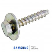 Parafuso M7.6, L48 de Fixação do Contrapeso no Tanque para Lavadora e Lava e Seca Samsung