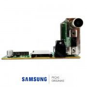 PCI Tuner com Conector Ótico para Home Theater Samsung HT-X725T, HT-X725TS