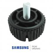 Pé com Ajuste de altura para Refrigerador Samsung RT35FDAJDSL, RT35FEAJDSL, RT38FDAJDSL, RT38FEAJDSL
