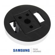 Pé Prata para Mini System Samsung MAX-G85T, MAX-G85TD e MAX-G85TS