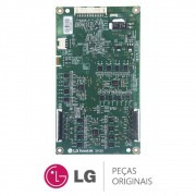Placa Controladora dos Leds / Led Driver LC55D961001A EBR85415501 TV LG 55SK8500PSA