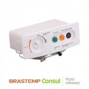 Placa Controle 127V do Termostato W10283177 Freezer Consul CHA31CBANA, CHA22DBANA, CHA22CBANA