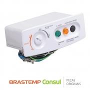 Placa Controle 127V do Termostato W10294492 Freezer Consul CHA22A CHA22CB CHA31A CHA31B CHA31CB