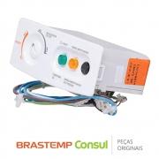 Placa Controle 127V do Termostato W10841253 Freezer Consul CHB53CB CHB42DB