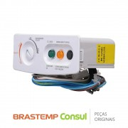 Placa Controle 220V do Termostato W10841255 Freezer Consul CHB42DBBNA CHB53CBBNA