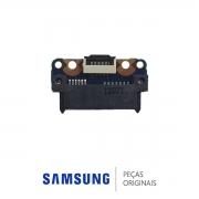 Placa de Conexão do Drive de DVD BA92-07327A Notebook Samsung NP-RF411 NP-RF511