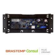 Placa Função / Display 110/220V W10233597 / W10738338 Fogão Brastemp BF750BB, BF776BB, BF776BR