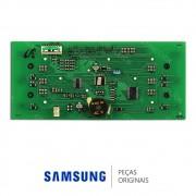 Placa de Controle do Painel da Porta do Freezer para Refrigerador Samsung RF26DEUS1