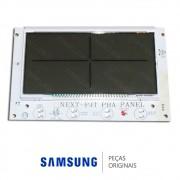 Placa de Controle do Painel da Porta do Freezer para Refrigerador Samsung RM25JGRS1/XAZ