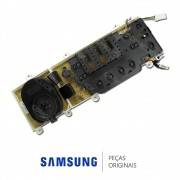 Placa de Função / Interface 110v para Lava e Seca Samsung WD9102RNW