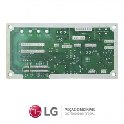 Placa de Monitoramento / Display Condensadora EBR71503202 Ar Condicionado LG A3UW21GFA0