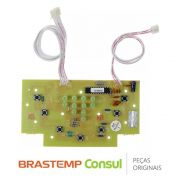Placa Display / Interface 110/220V 326067075 para Climatizador Consul C1L06AB, C1L06BB, C1L06CB
