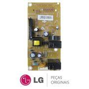 Placa Display / Interface 110/220V EBR75234881 EBR75234889 Micro-ondas LG MS3044, MS3043S, MS2355RA