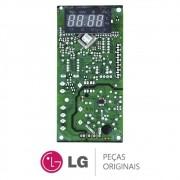 Placa Display / Interface 110/220V Micro-ondas LG MH7083R, MH7083RA, MH7093R