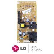 Placa Display / Interface 110/220V P-A643140 Micro-ondas LG MH7043, MH7054, MH7044, MH7053
