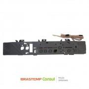 Placa Display / Interface 110/220V W10605794 para Lavadora Brastemp BWC10, BWC11