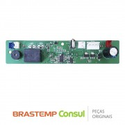 Placa Display / Interface 110V/220V W10497034 Purificador de Água Consul CPB35A