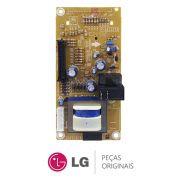 Placa Display / Interface 110V EAX61074901 Micro-ondas LG MS2346G, MS2346SS