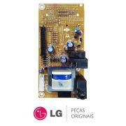 Placa Display / Interface 110V EBR62260227 para Micro-ondas LG MH7048AP, MH7049C, MH8048AP