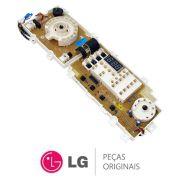 Placa Display / Interface 110V EBR67836631 Lavadora LG WD-1485TD