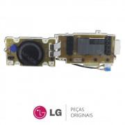 Placa Display / Interface 110V para Lava e Seca LG WD1316AD7