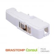 Placa Display / Interface 127/220V W10163008 Geladeira Brastemp BRF36GB BRF36FB BVE28FB BVR28FB