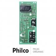 Placa Display / Interface 127V 773710 Micro-ondas Philco PMS24, PME22BR, PMS18, PME22