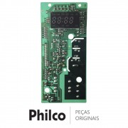 Placa Display / Interface 127V MEL086 Micro-Ondas Philco BM21L PMS22N2