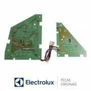 Placa Display / Interface 64502035 / HT-PCB-008-A11078A-D2-V09 Lavadora Electrolux LP12Q LTP12