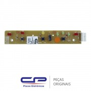Placa Display / Interface 64800183 Refrigerador Electrolux DFF37, DFF44, DFF40, DFF39