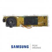 Placa Display / Interface DC92-01788A Lava e Seca Samsung WD10J6410AW WD11J6410AW WD90J6410AX