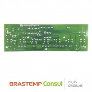 Placa Display / Interface W10704340 / DF-AF2806C/K Climatizador Consul C1F07AB C1F07AF C1F07AT