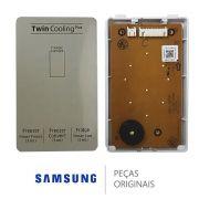 Placa Display / Membrana DA97-16831E Refrigerador Samsung RT46K6341WW RT46K6241WW RT46K6261S8