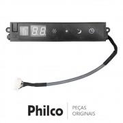 Placa Display / Receptora 789002 Ar Condicionado Philco PH12000FM3, PH12000QFM3, PH9000QFM3